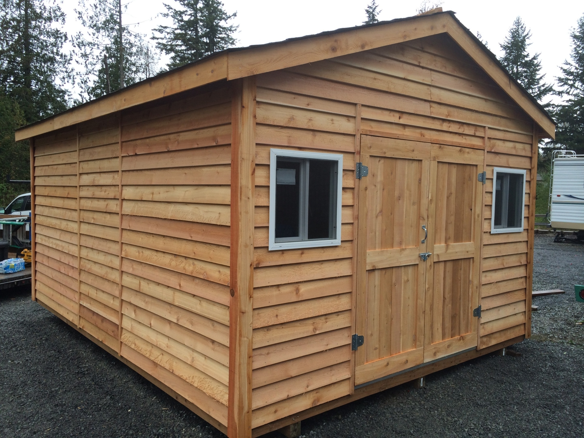 12X16 Standard Shed