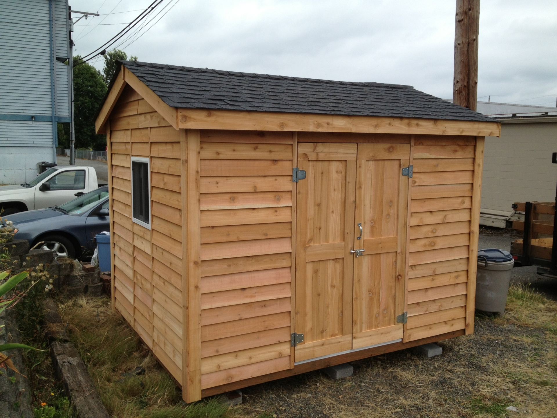 Standard Shed 8x10